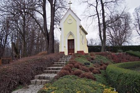 Kaplička Panny Marie ve Smržicích _2