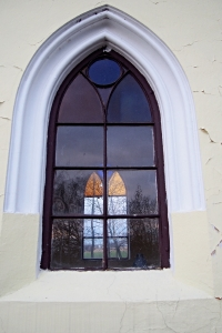 Kaplička Panny Marie ve Smržicích