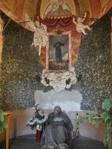 Kokory u Přerova - Kaplička sv. Fr. Xaverského