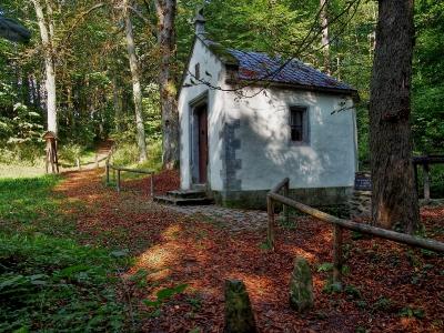 Maršíkov - Kaple Nejsvětější Trojice na Fellbergu