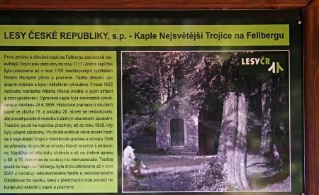 Maršíkov - Kaple Nejsvětější Trojice na Fellbergu_1