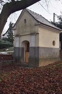Poutní kaple P. Marie Bolestné Lutršték, Němčany_3