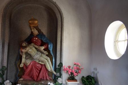 Poutní kaple P. Marie Bolestné Lutršték, Němčany_5