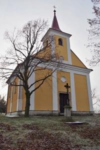 Poutní kaple P. Marie Bolestné Lutršték, Němčany_7