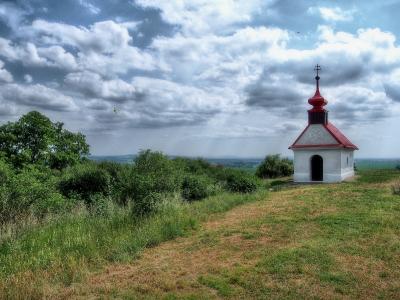 Tvarožná - Kaplička sv. Marie Sněžné_4