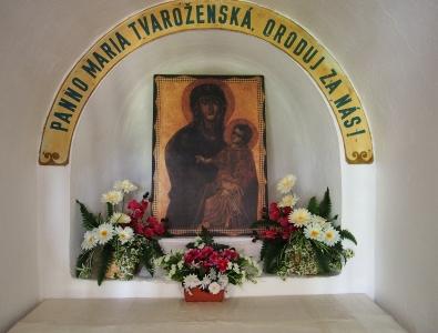 Tvarožná - Kaplička sv. Marie Sněžné_5