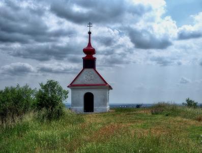 Tvarožná - Kaplička sv. Marie Sněžné_7