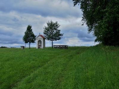 Vladiměřice - Kaplička Na výhledech_2