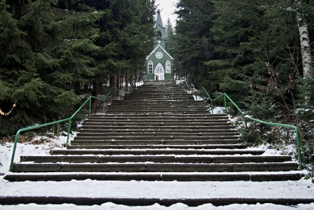 Křížová cesta s kaplí Panny Marie Růžencové (Suchý Důl )_1