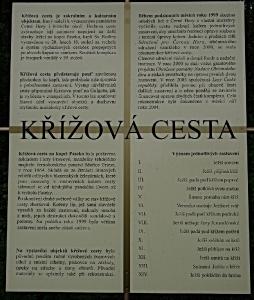 Křížová cesta a Kaplí sv.Rodiny v Černé Hoře._2