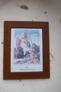Křížová cesta Chudčice