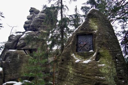 Křížová cesta Dolní Adršpach_25