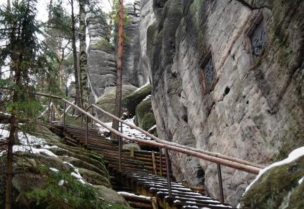 Křížová cesta Dolní Adršpach_5