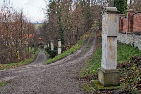 Křížová cesta  Čistá u Litomyšle