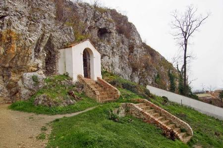 Křížová cesta na Svatý kopeček Mikulov