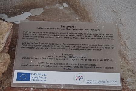 Křížová cesta na Svatý kopeček Mikulov_3