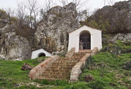 Křížová cesta na Svatý kopeček Mikulov_6