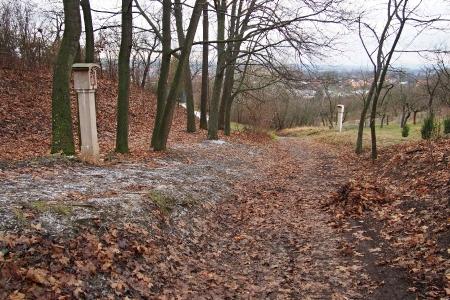 Křížová cesta Slavkov u Brna