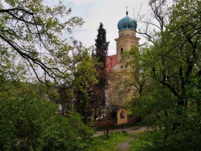 Luleč - Křížová cesta ke sv. Martinovi_1