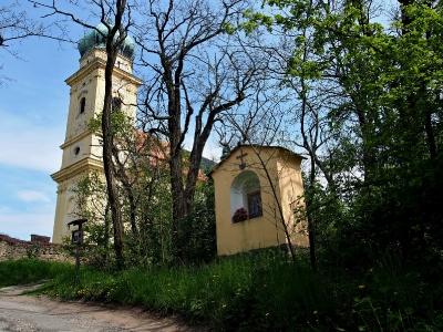 Luleč - Křížová cesta ke sv. Martinovi_2