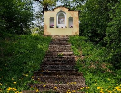 Luleč - Křížová cesta ke sv. Martinovi_3