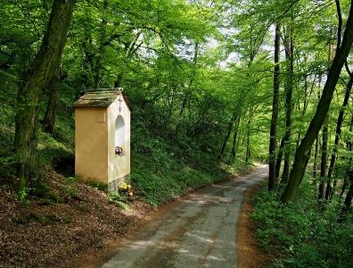 Luleč - Křížová cesta ke sv. Martinovi_6