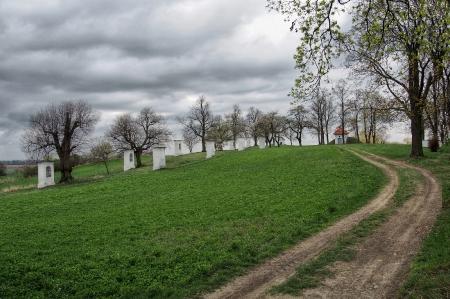 Mladějovice - Křížová cesta a kostel sv. Maří Magdalény_2