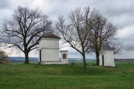 Mladějovice - Křížová cesta a kostel sv. Maří Magdalény_5