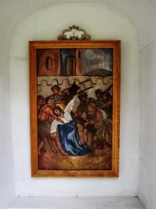 Stražisko - Kostel sv. Andělů Strážných s Křížovou cestou_6