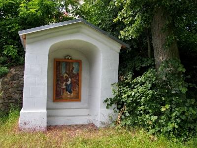 Stražisko - Kostel sv. Andělů Strážných s Křížovou cestou_7