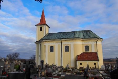 Kostel Všech svatých  Hradisko_6