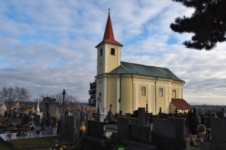 Kostel Všech svatých  Hradisko_7