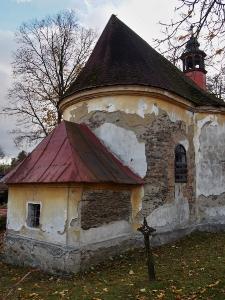 Boškov - Kostel sv. Máří Magdalény_11