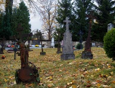 Boškov - Kostel sv. Máří Magdalény_13