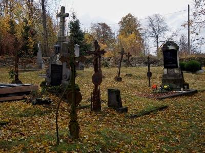 Boškov - Kostel sv. Máří Magdalény_19