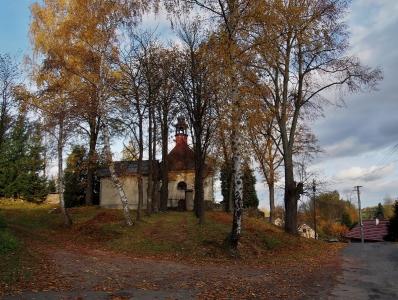 Boškov - Kostel sv. Máří Magdalény_1