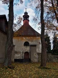 Boškov - Kostel sv. Máří Magdalény_21