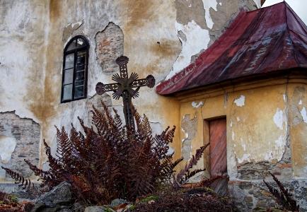 Boškov - Kostel sv. Máří Magdalény_6