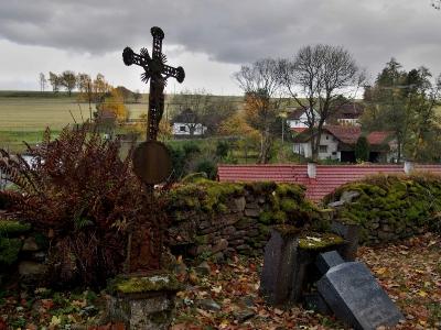 Boškov - Kostel sv. Máří Magdalény_9