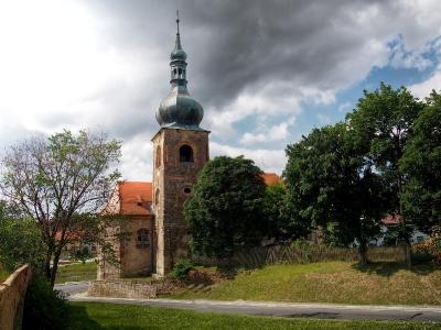 Erpružice - Farní kostel sv. Markéty_11