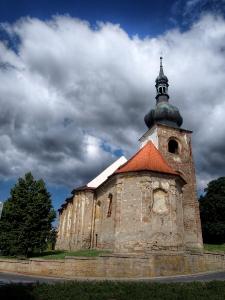 Erpružice - Farní kostel sv. Markéty_13