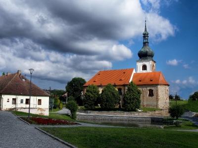 Erpružice - Farní kostel sv. Markéty_1