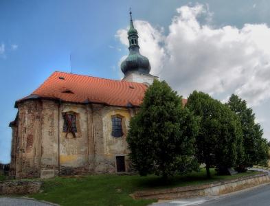 Erpružice - Farní kostel sv. Markéty_3