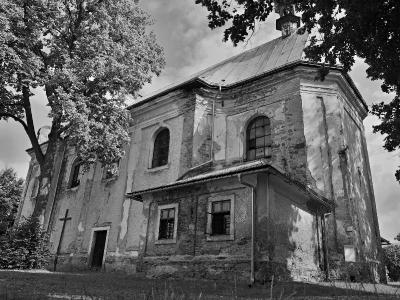 Fořt - Kostel nejsvětější trojice_1