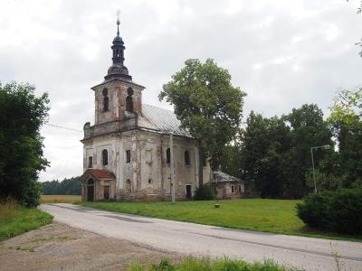 Fořt - Kostel nejsvětější trojice_3