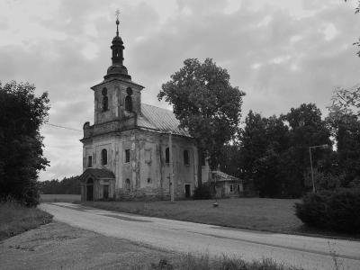 Fořt - Kostel nejsvětější trojice_4