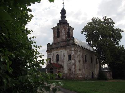 Fořt - Kostel nejsvětější trojice_5