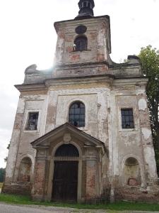 Fořt - Kostel nejsvětější trojice_6