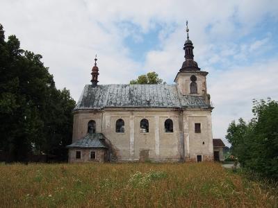 Fořt - Kostel nejsvětější trojice_7