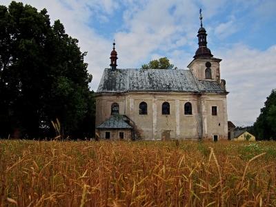Fořt - Kostel nejsvětější trojice_8